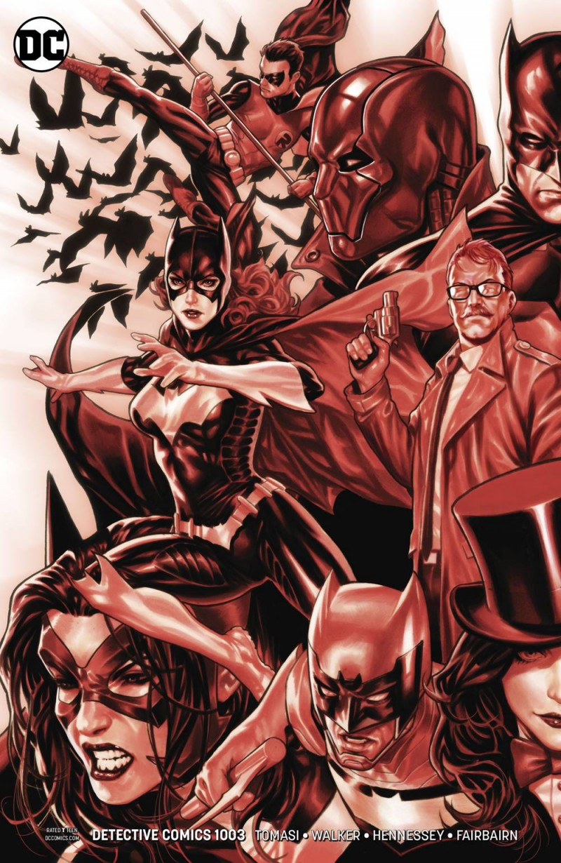 Detective Comics #1003 CVR B