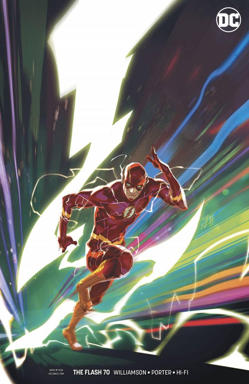 Flash  #70 CVR B