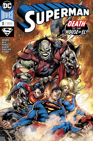 Superman  #11 CVR A