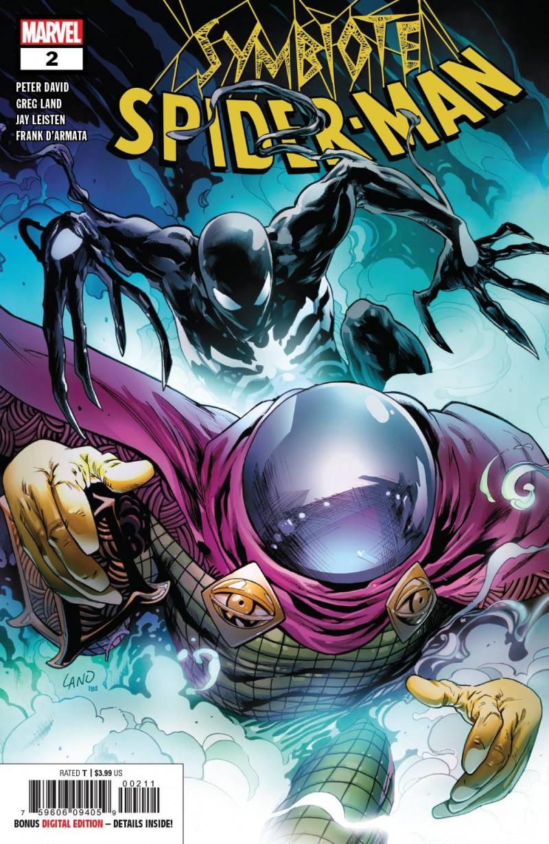 Symbiote Spider-Man #2