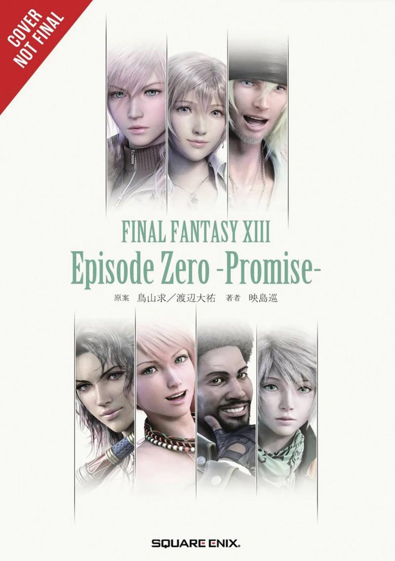 Final Fantasy VIII Novel Episode Zero Promise
