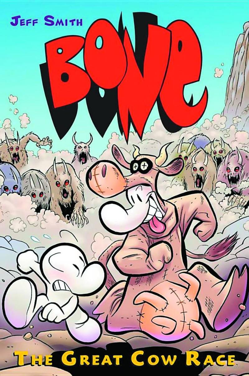 Bone TP  Great Cow Race