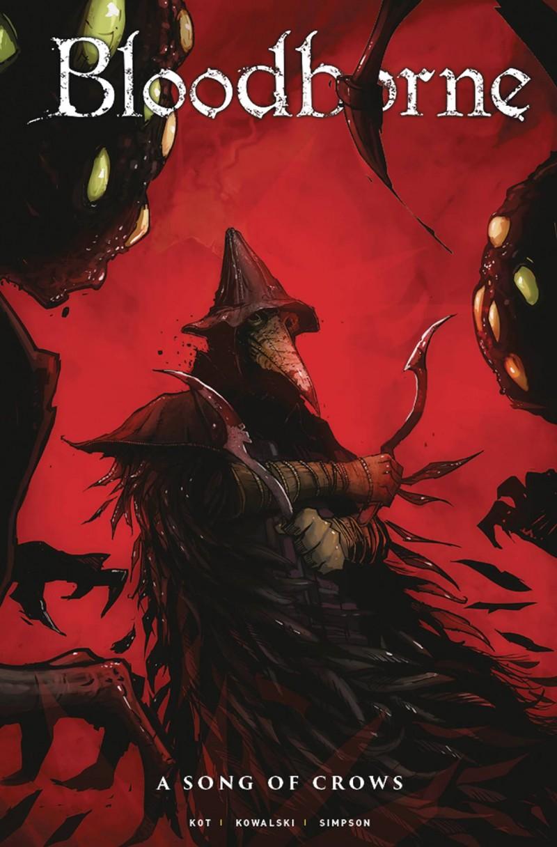 Bloodborne #12 CVR A Worm