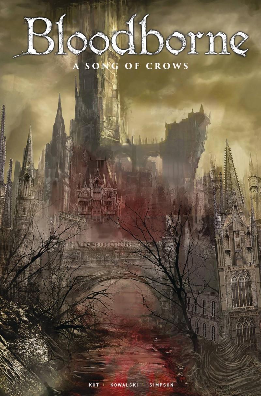 Bloodborne #12 CVR C Game Art