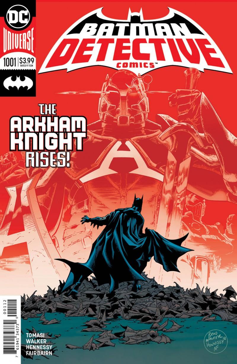 Detective Comics #1001 Second Printing