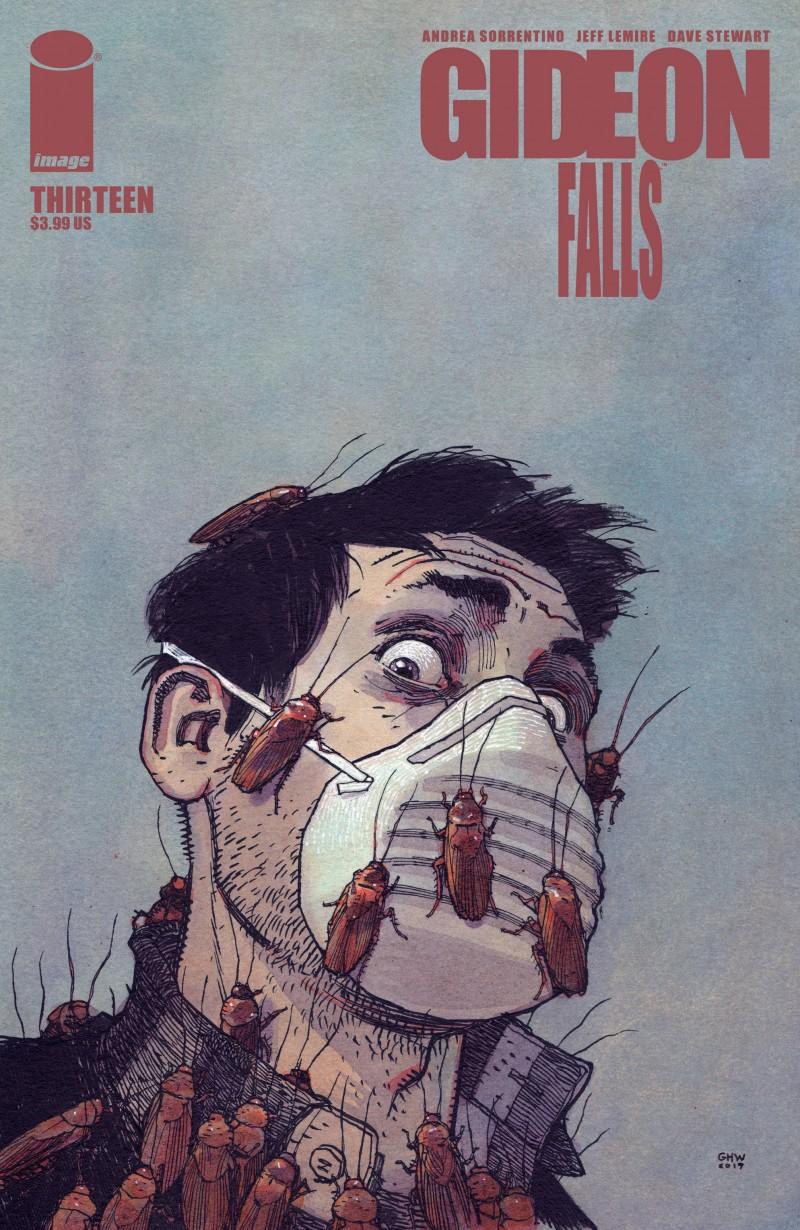 Gideon Falls #13 CVR B Walta