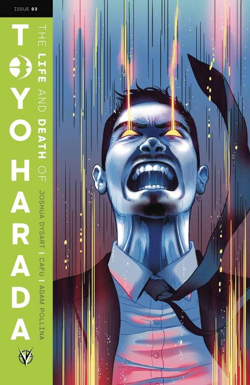 Life and Death of Toyo Harada #3 CVR B Ganucheau