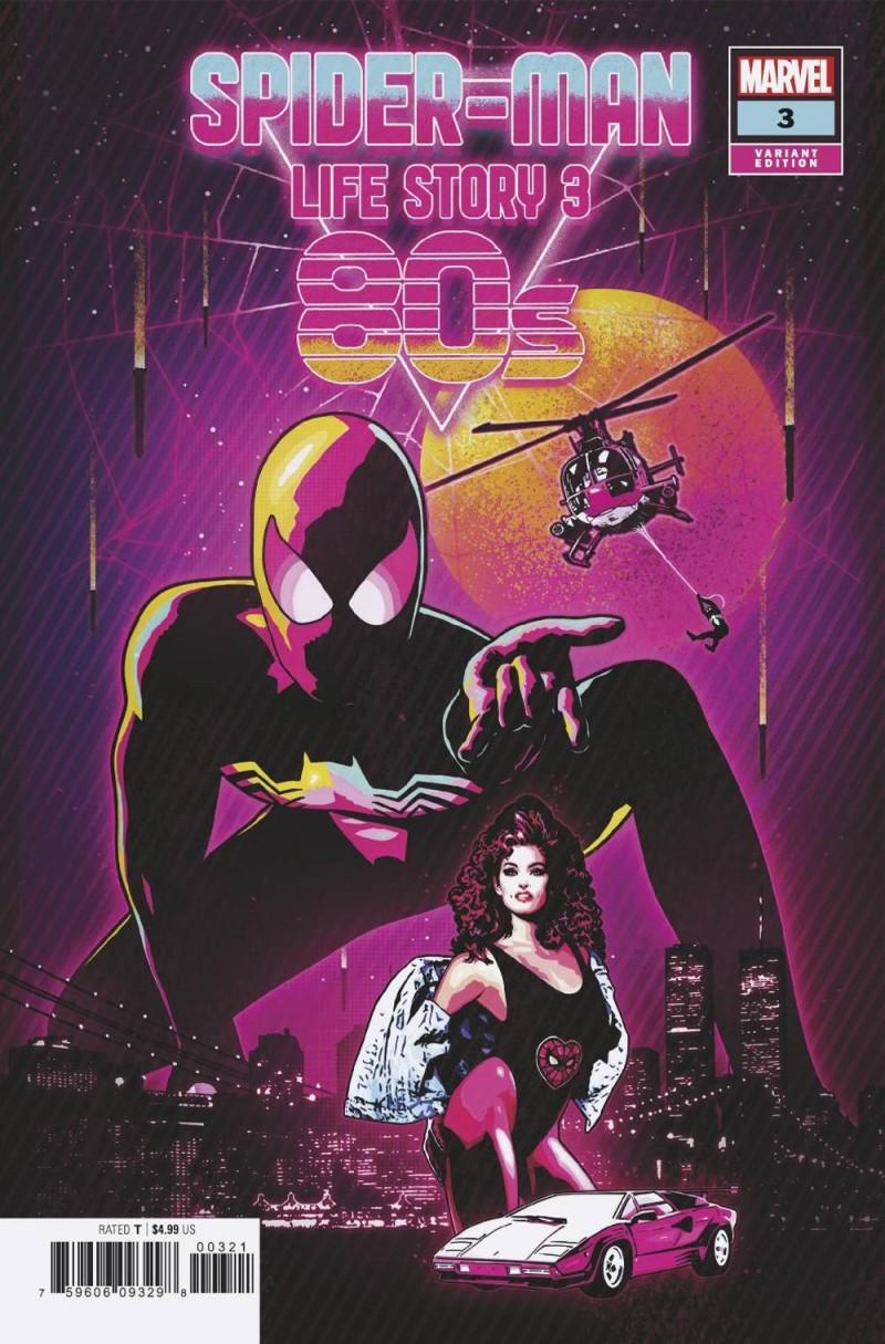 Spider-man Life Story #3 Variant Aco