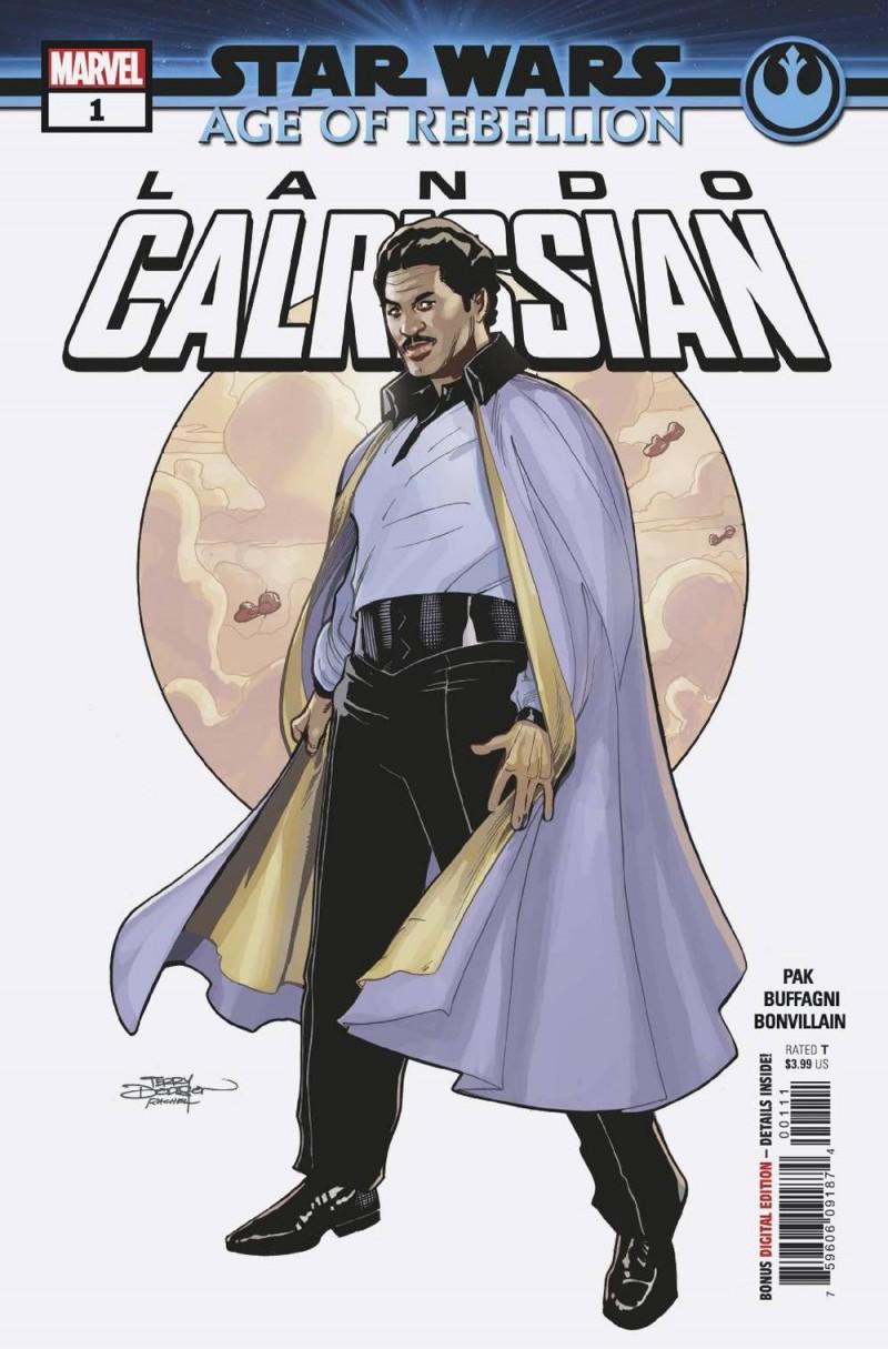 Star Wars Age of Republic One-Shot Lando Calrissian
