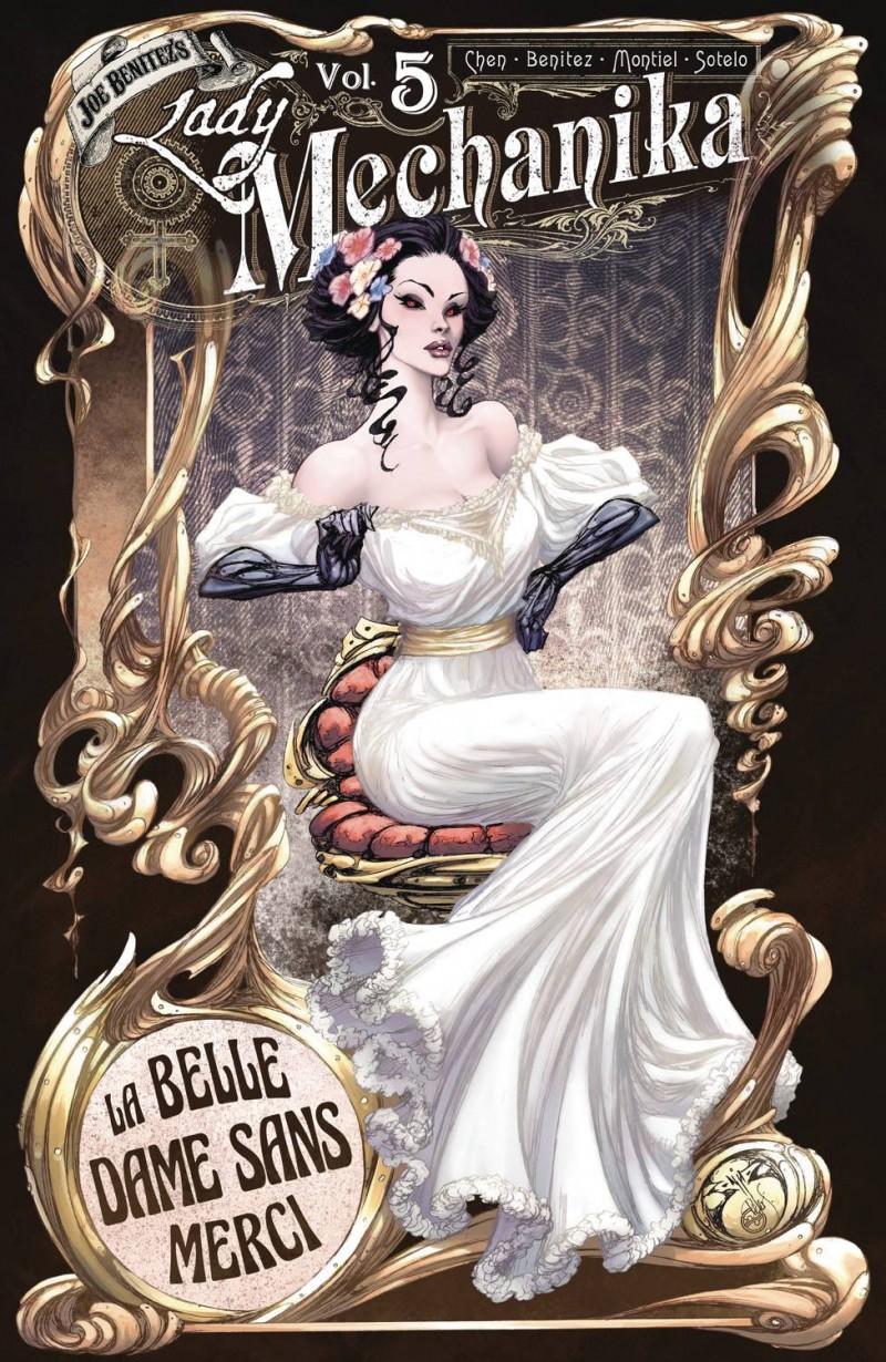 Lady Mechanika TP  La Belle Dame Sans Merci