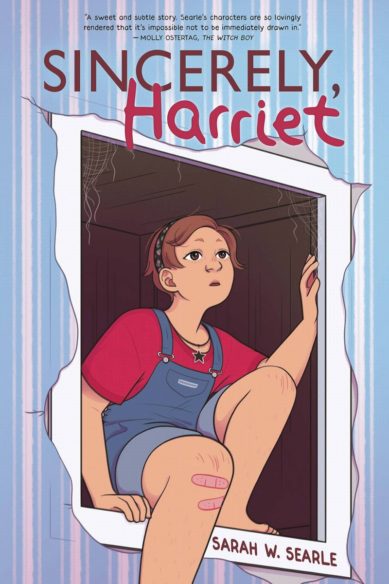 Sincerely Harriet GN