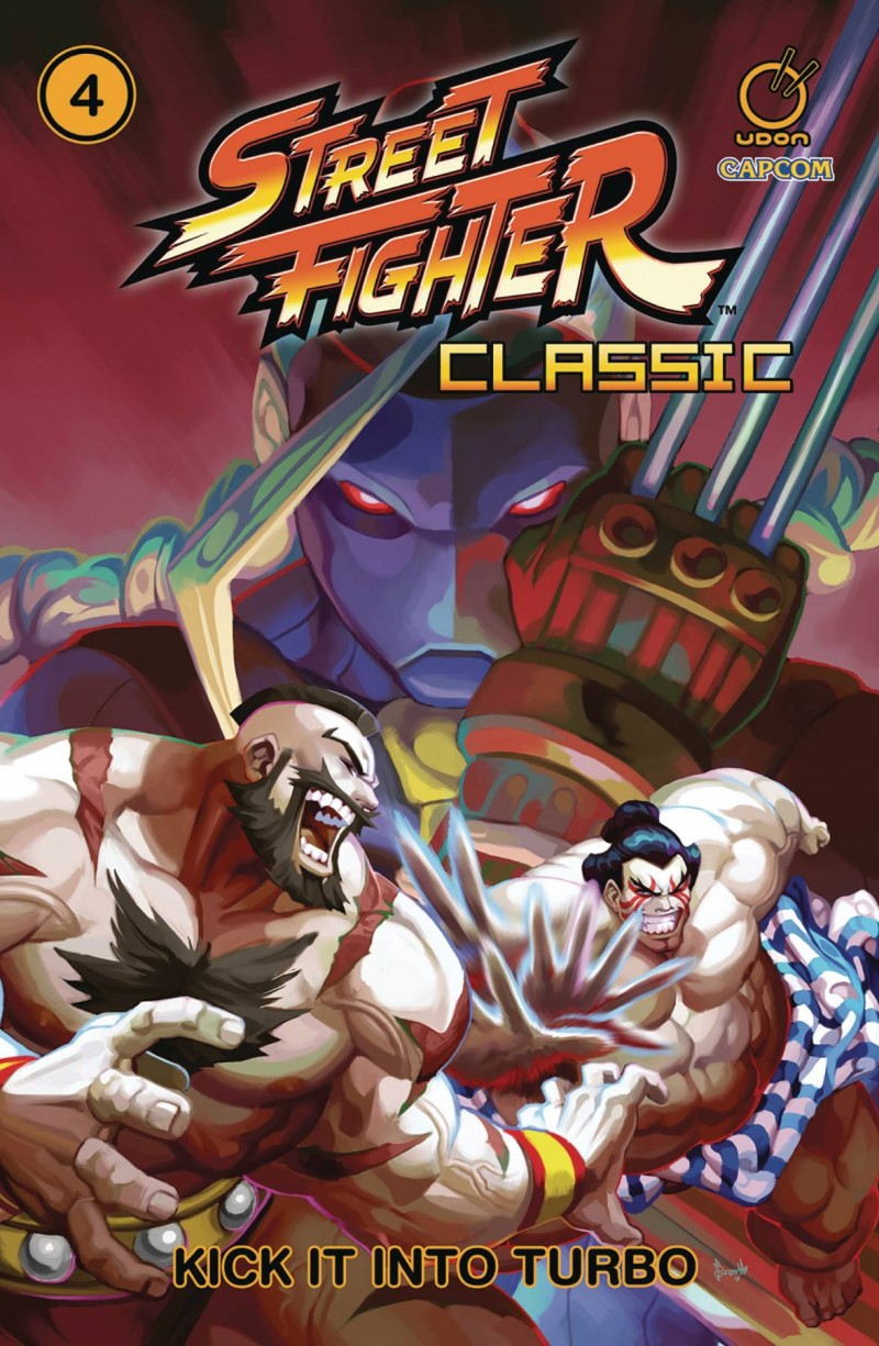Street Fighter TP Classic