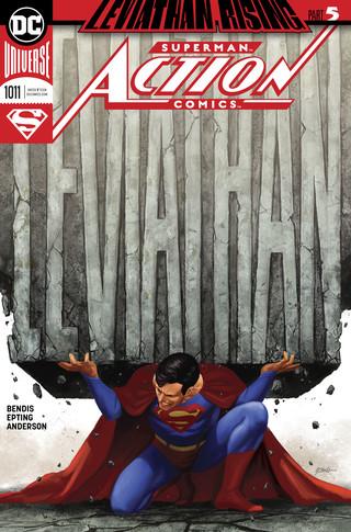 Action Comics #1011 CVR A