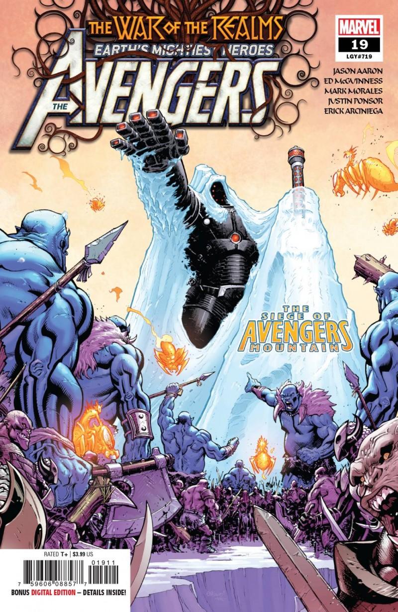 Avengers V7 #19