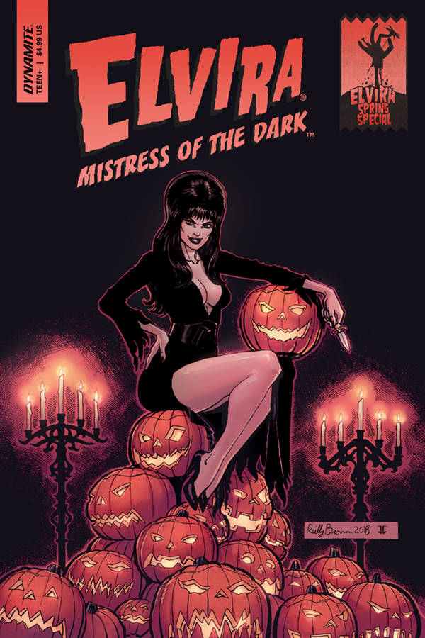 Elvira Mistress of Dark Spring Special