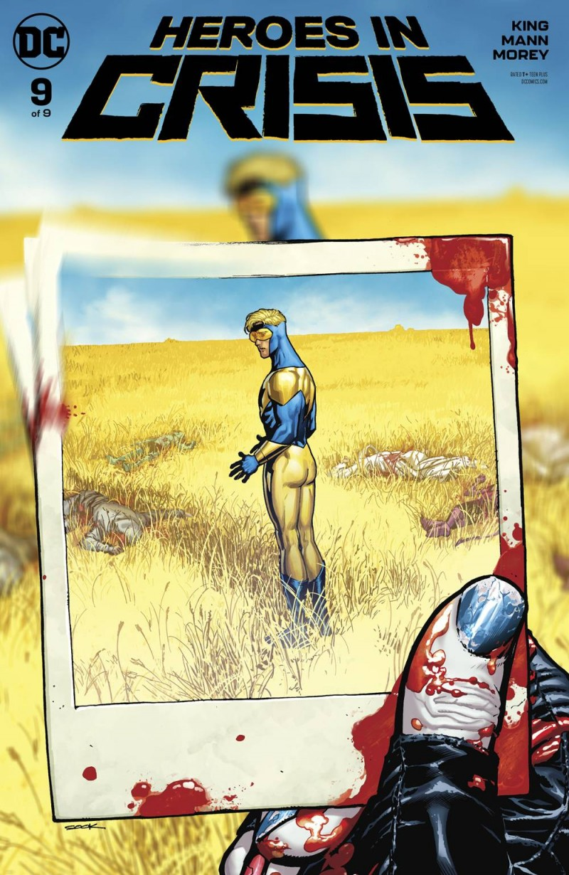 Heroes In Crisis #9 CVR B