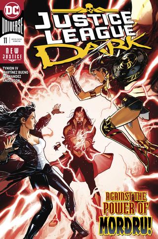 Justice League Dark V2 #11 CVR A