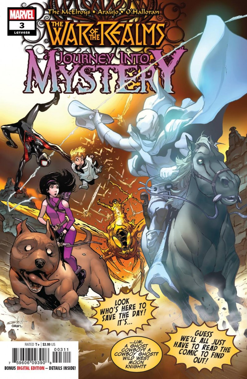 War of Realms Journey Into Mystery #3