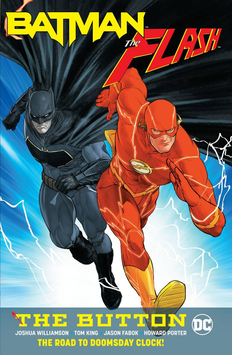 Batman Flash TP the Button