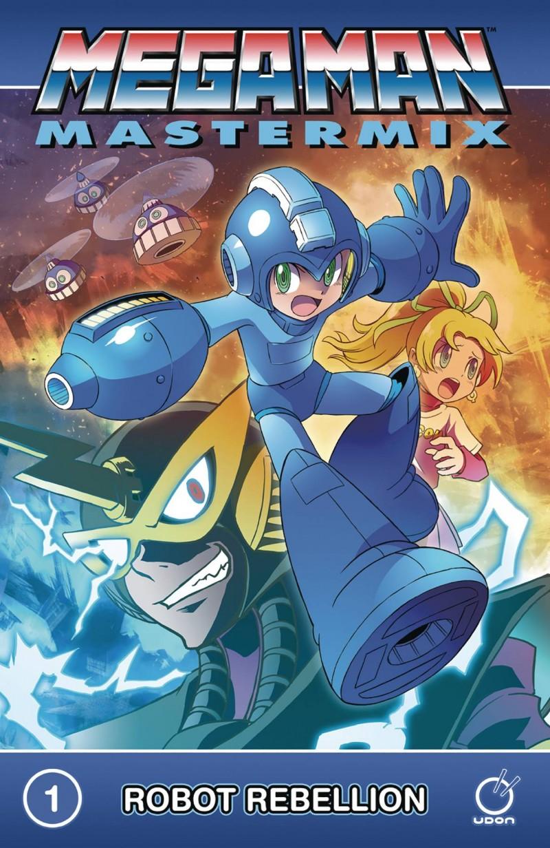 Mega Man TP Mastermix