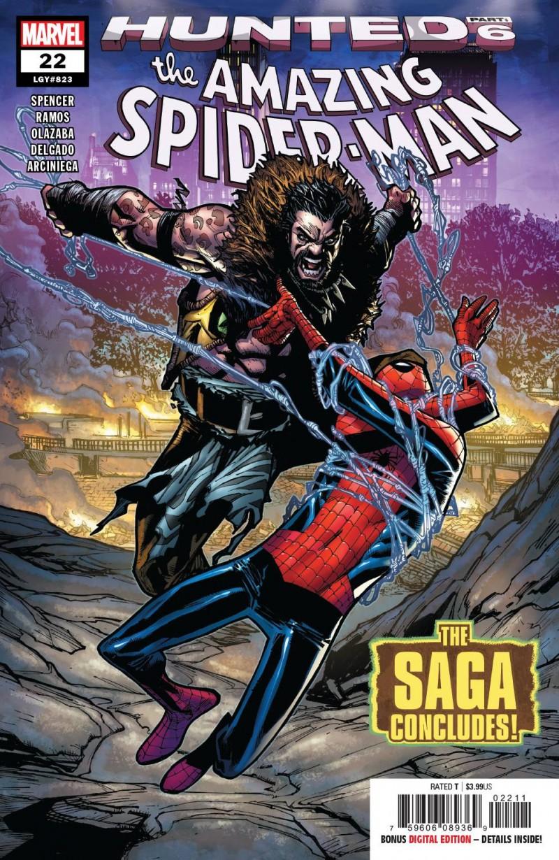 Amazing Spider-Man  #22