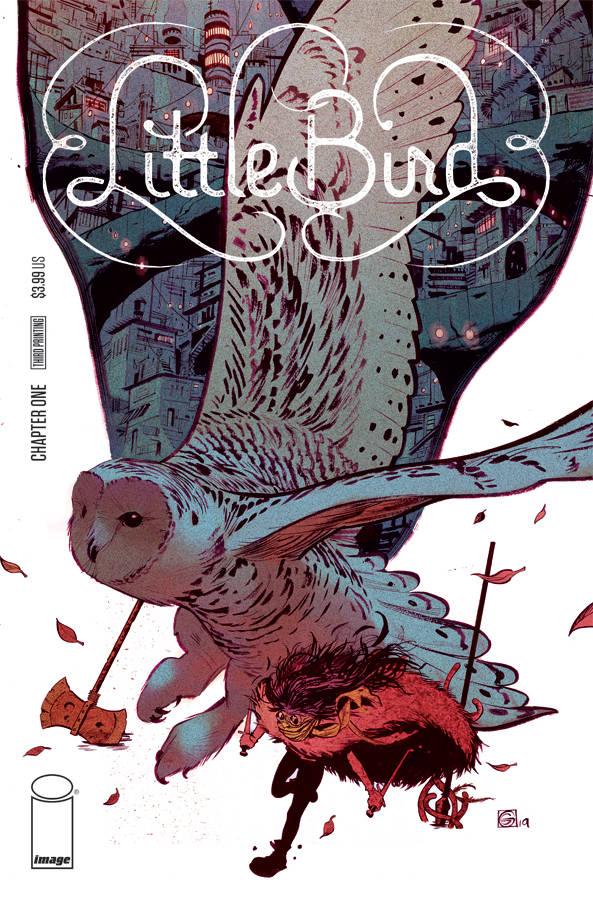 Little Bird #1 Third Printing