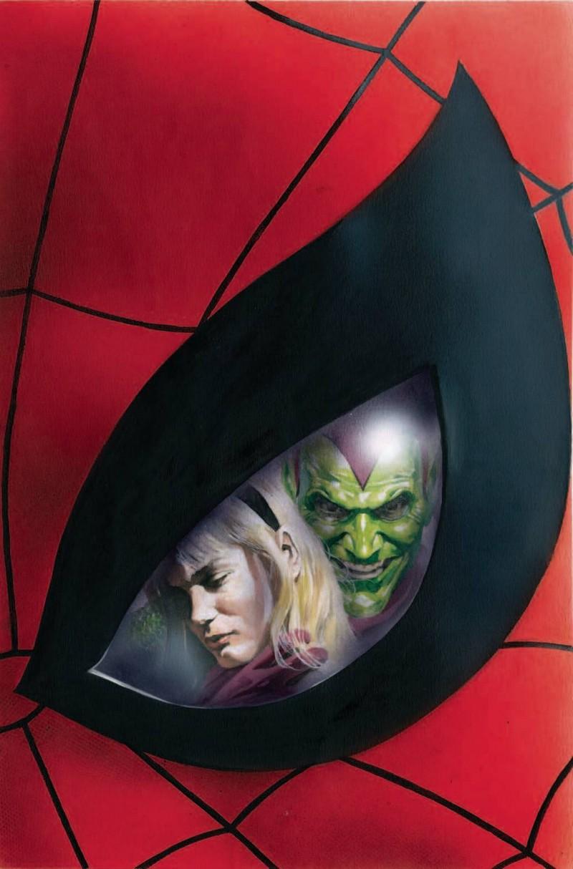 Marvels Annotated #4 CVR C Alex Ross Virgin