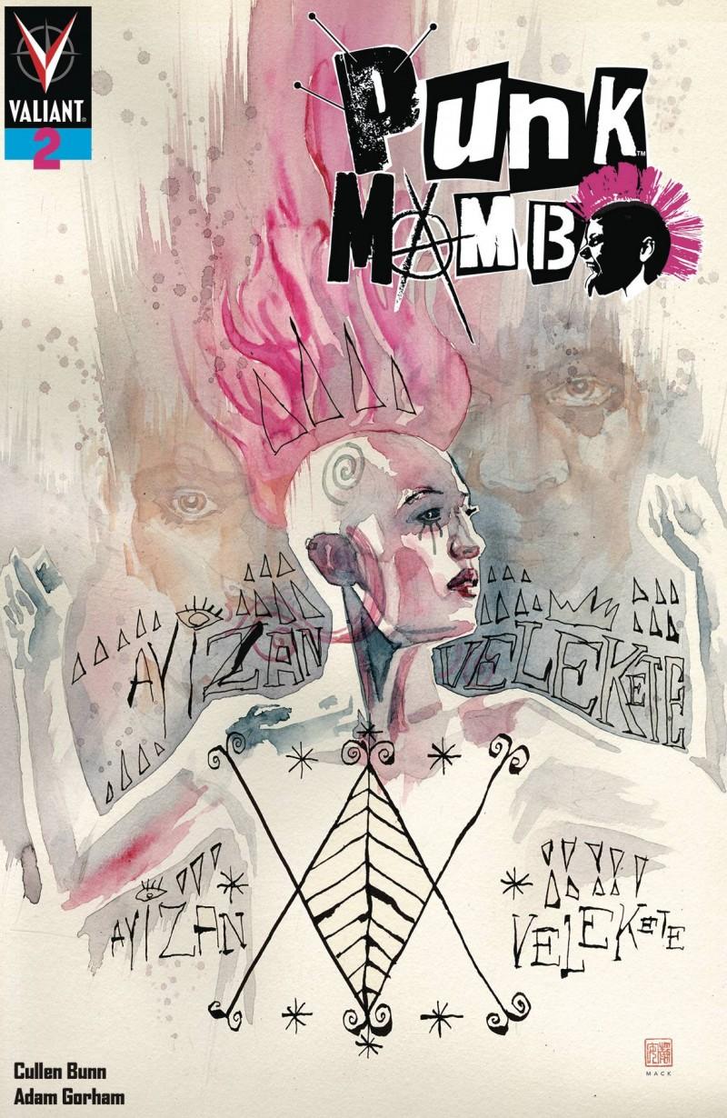 Punk Mambo #2 CVR B Mack