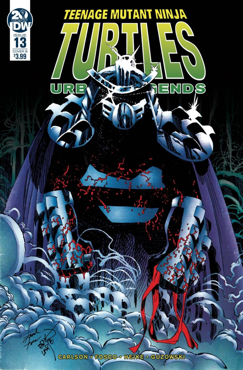 TMNT Urban Legends #13 CVR B