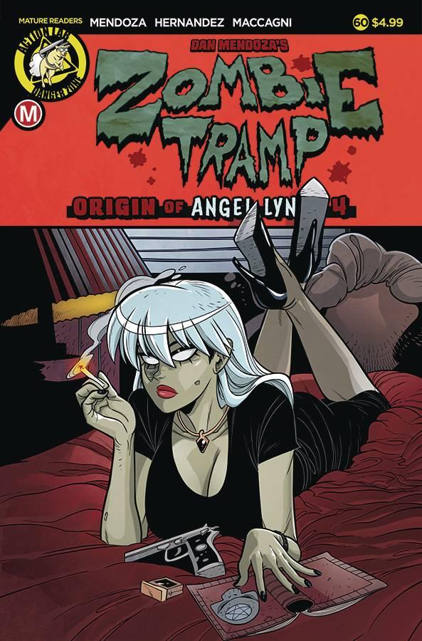 Zombie Tramp  #60 CVR A Maccagni
