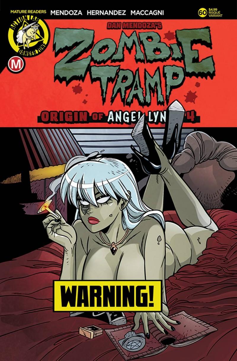 Zombie Tramp  #60 CVR B Maccagni Risque