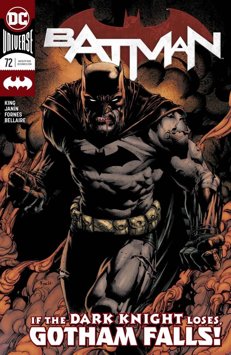 Batman  #72 CVR A