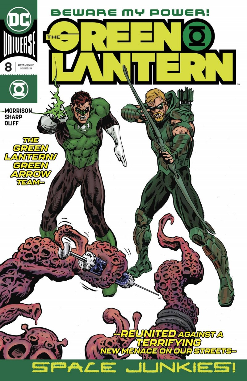 Green Lantern  #8 CVR A