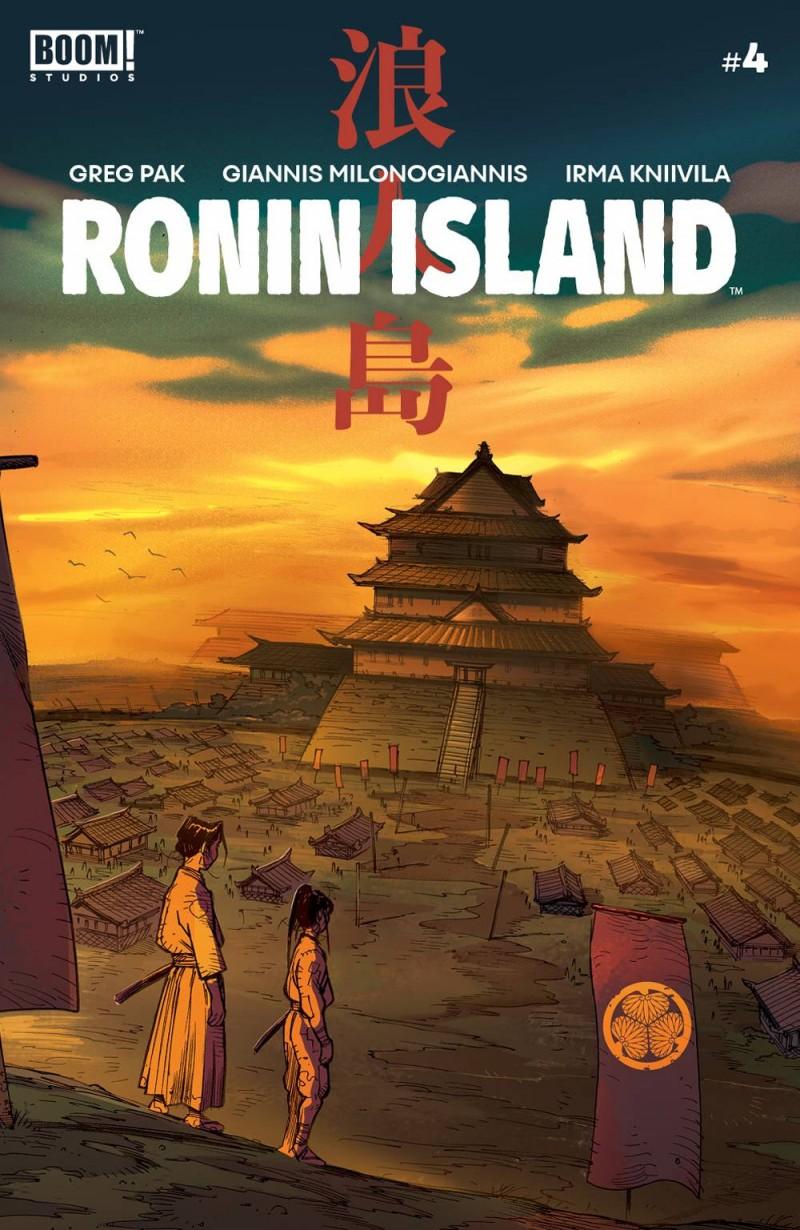 Ronin Island #4 CVR A