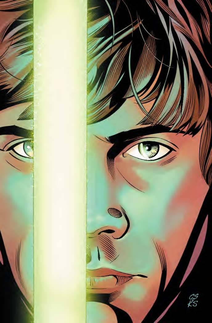 Star Wars Age of Republic One-Shot Luke Skywalker Variant Sprouse
