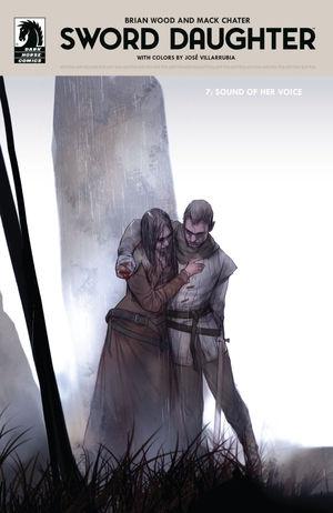Sword Daughter #7 CVR A Oliver