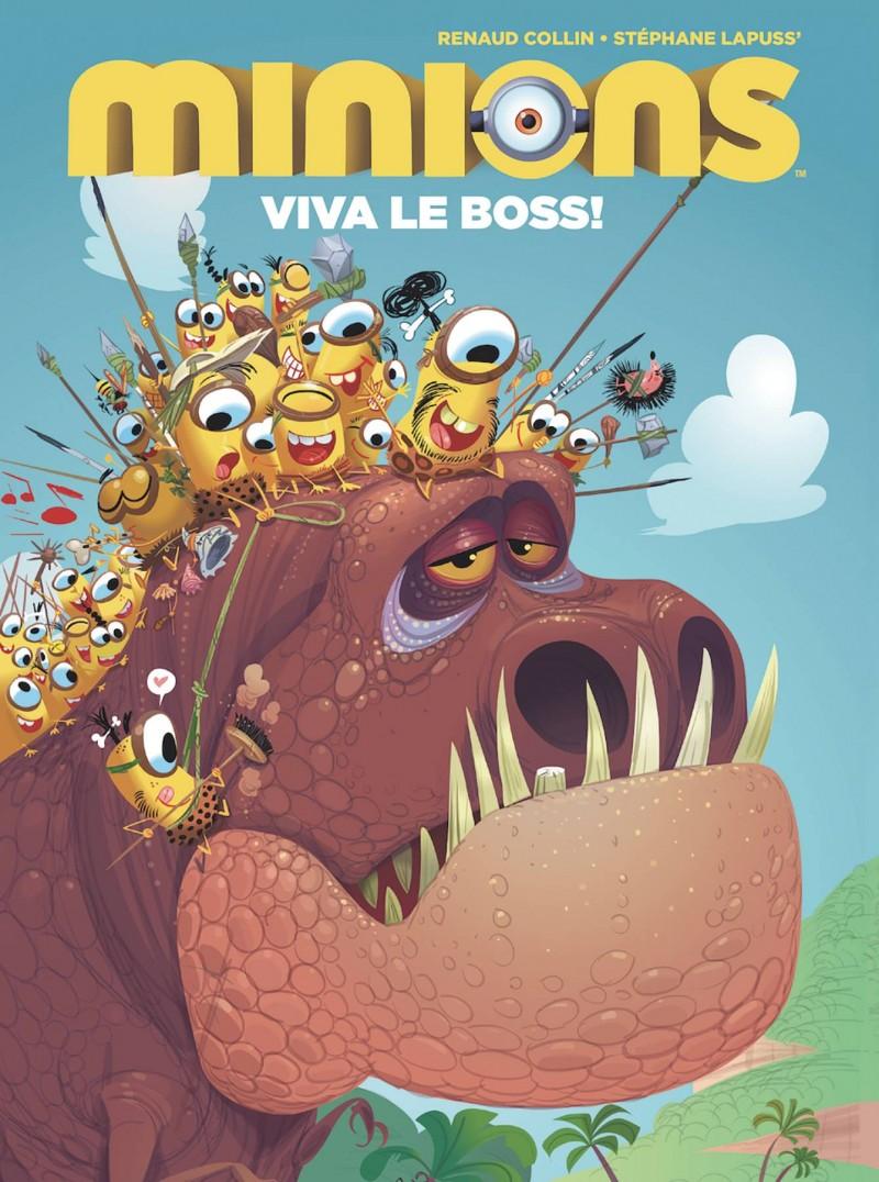 Minions TP Viva Le Boss
