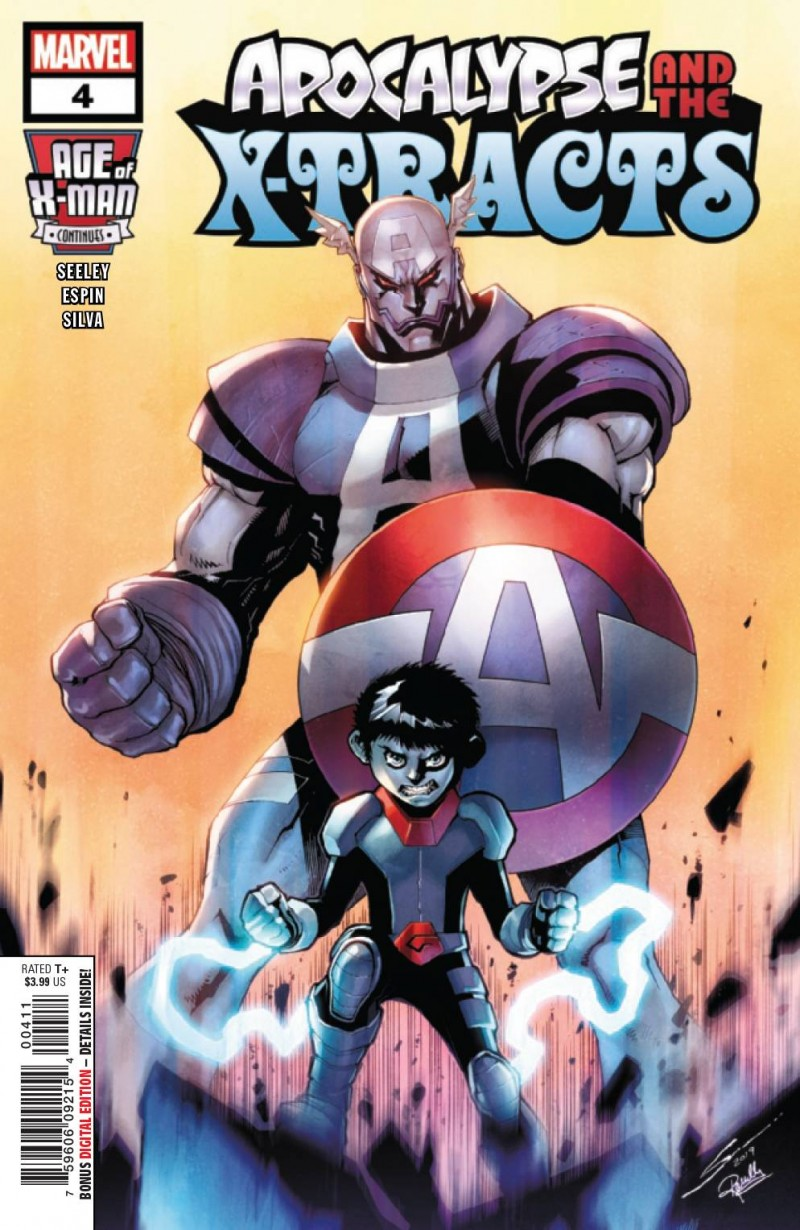 Age of X-Man Apocalypse and X-tracts #4