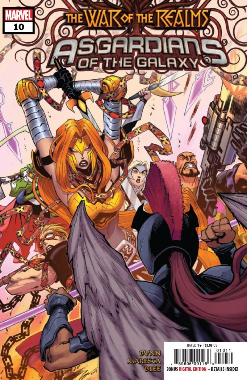 Asgardians of the Galaxy #10