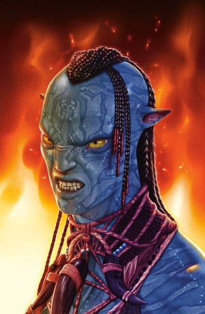 Avatar Tsu Teys Path #5 CVR B Standefer