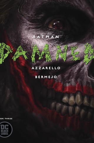 Batman Damned #3 CVR A