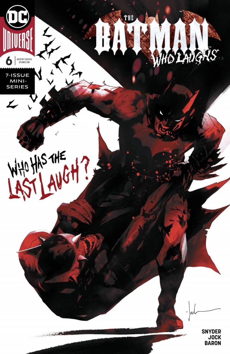 Batman Who Laughs #6 CVR A