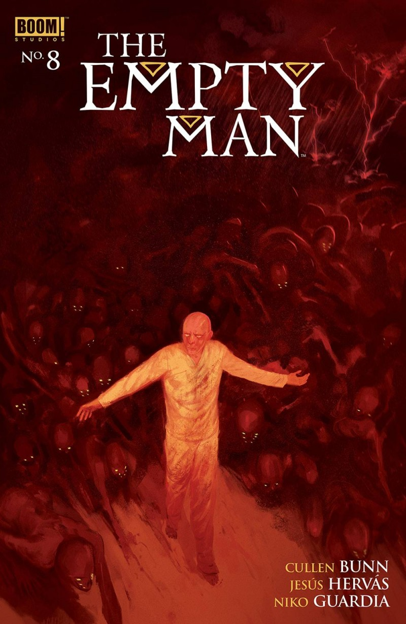 Empty Man #8 CVR A