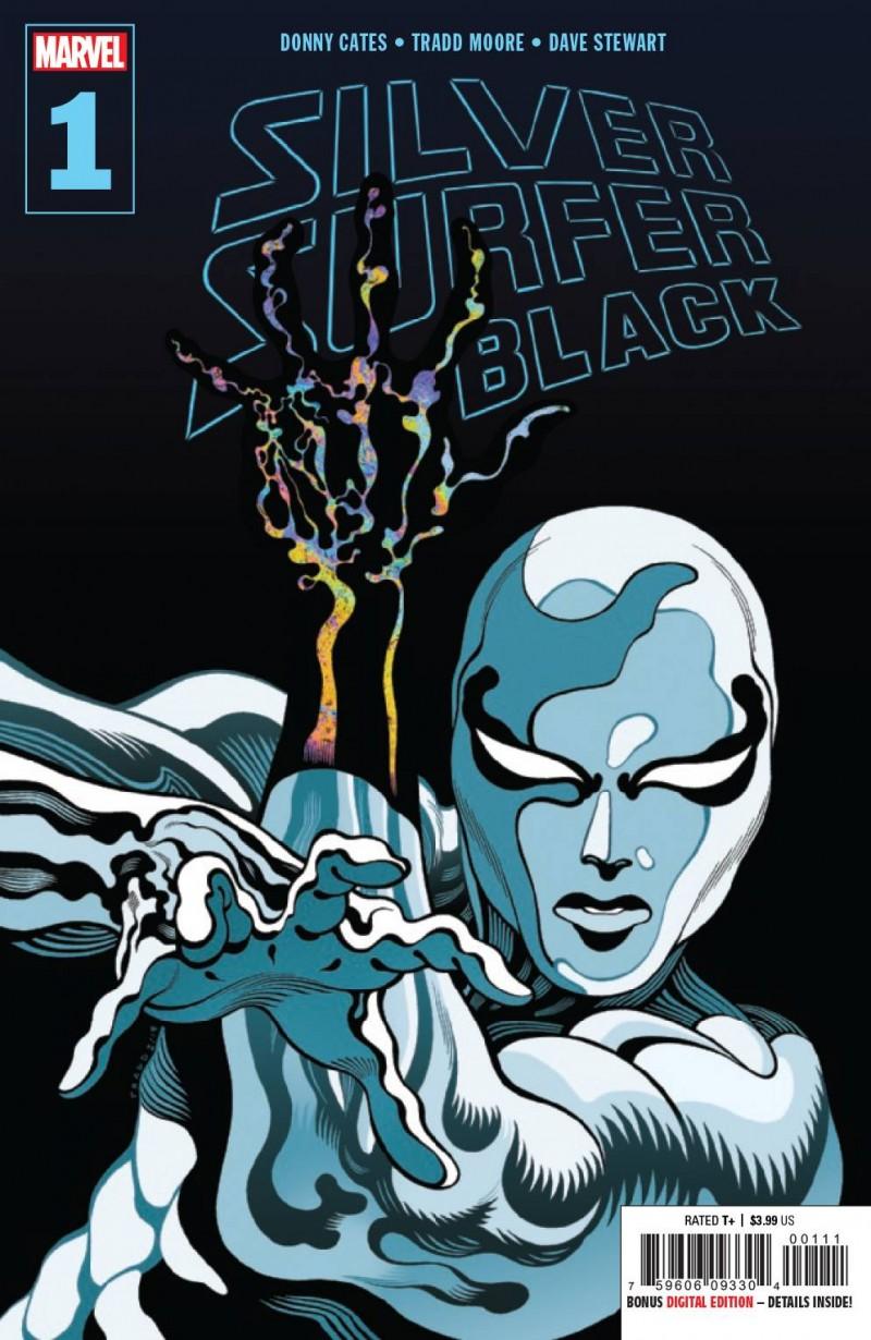 Silver Surfer Black #1