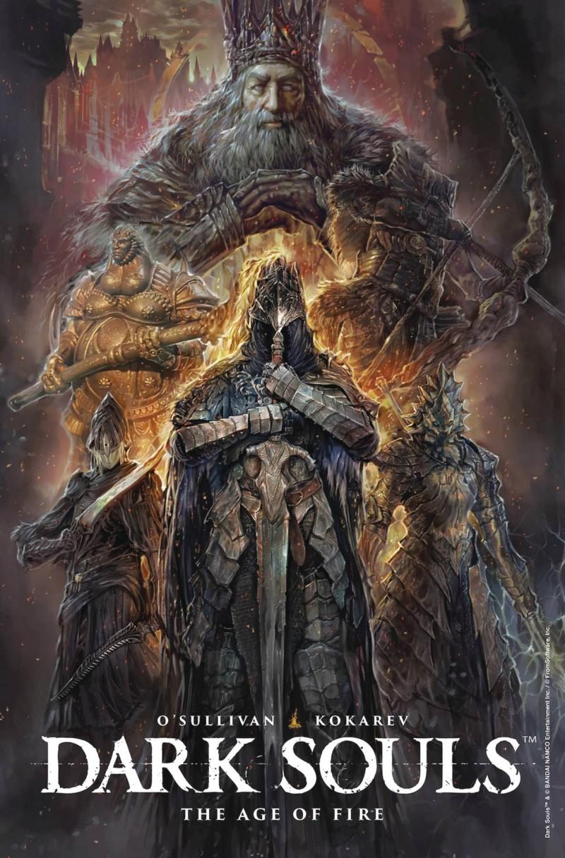 Dark Souls TP Age Of Fire