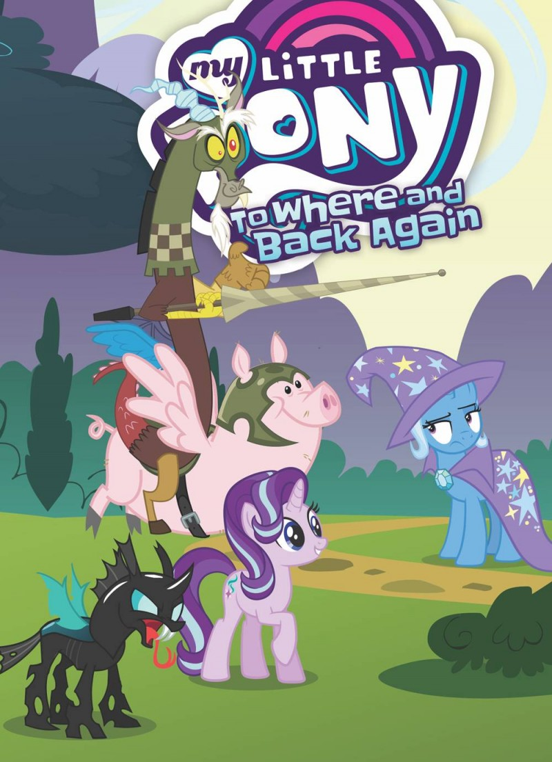 My Little Pony GN to Where and Back Again