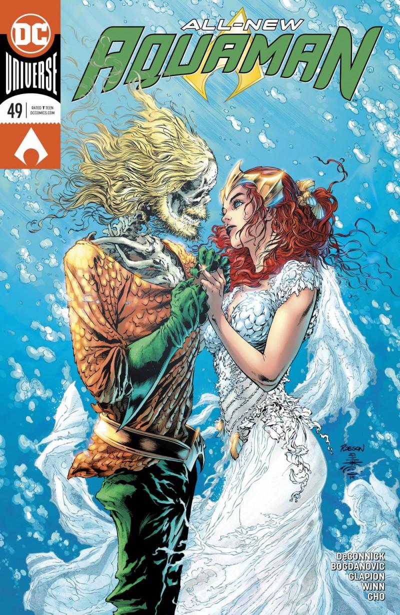 Aquaman  #49 CVR A
