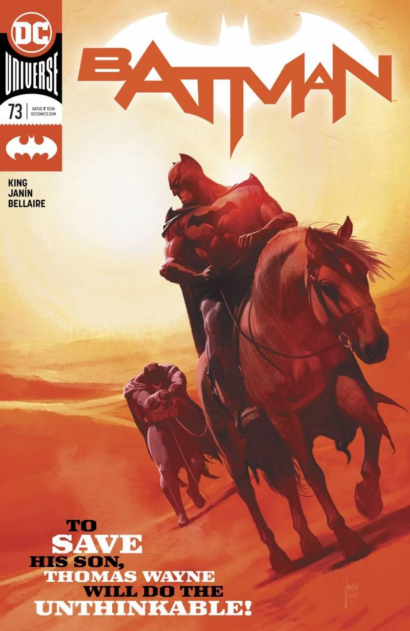 Batman  #73 CVR A