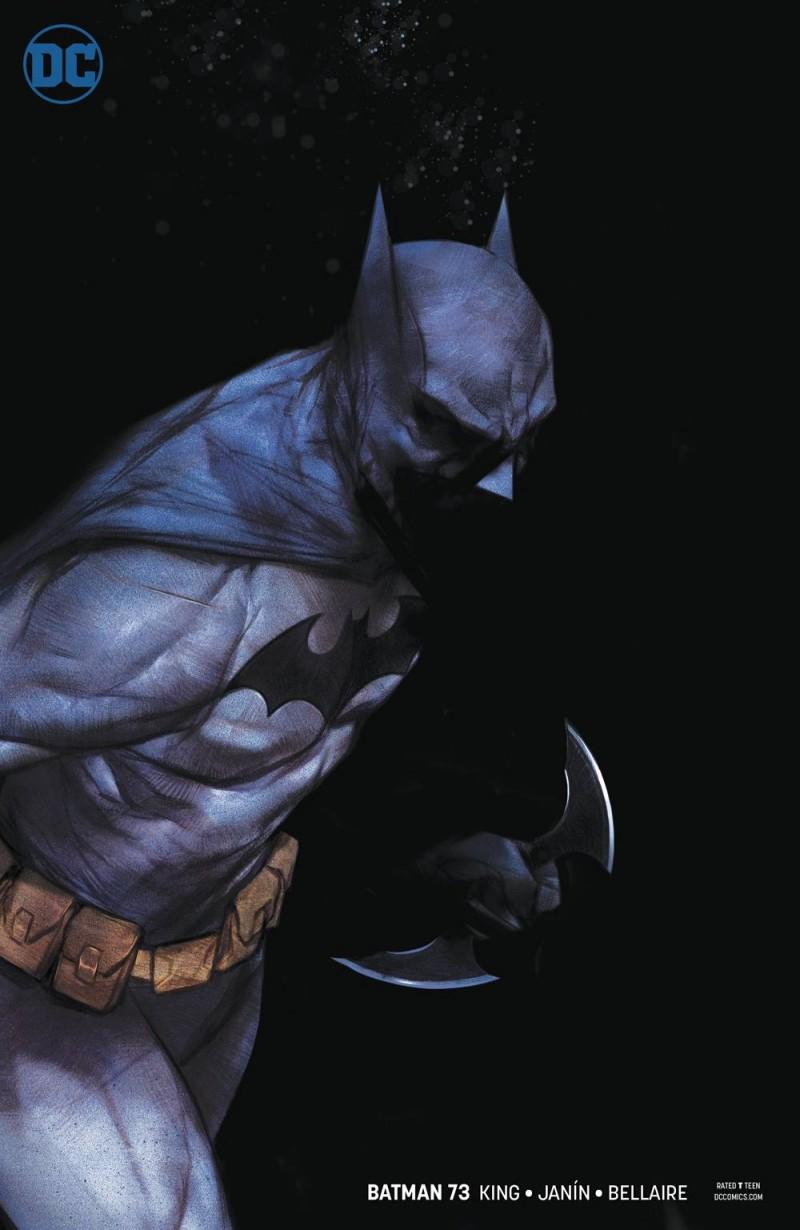 Batman  #73 CVR B