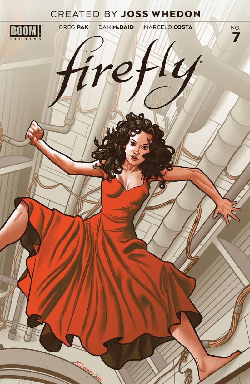 Firefly #7 CVR B Quinones